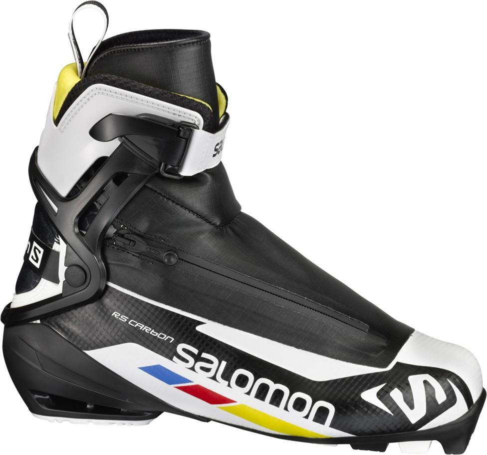 Salomon RS Carbon Pilot SNS yellow