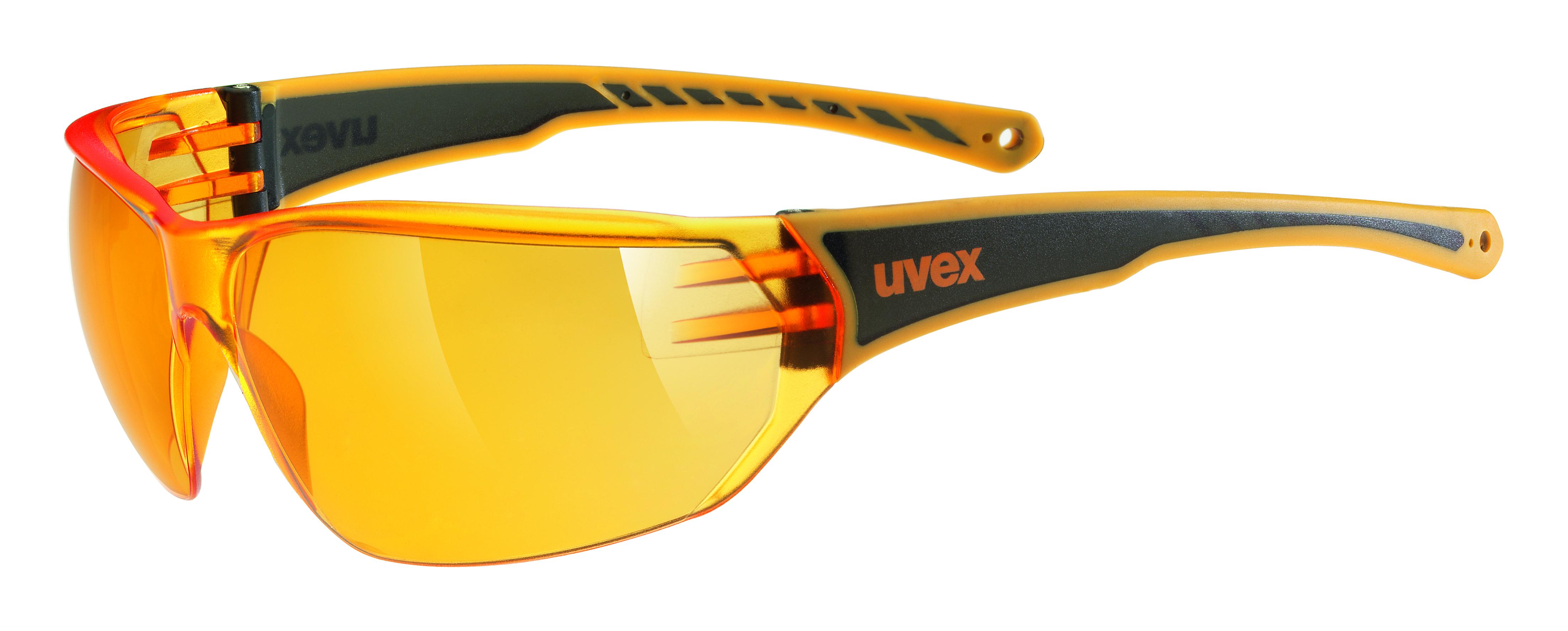 Uvex Erwachsene Sportstyle 204 Sportbrille Fitness & Jogging