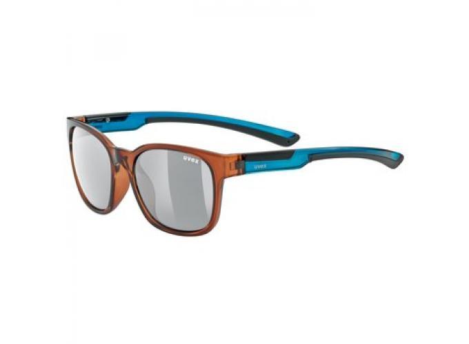 Uvex Sportbrille »LGL 31 Pola Lifestyle Glasses«, schwarz, schwarz